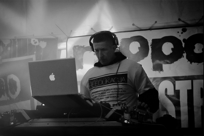 """DJ Decks: Bookowałem Fat Joe przed wydaniem """"All The Way Up"""""""
