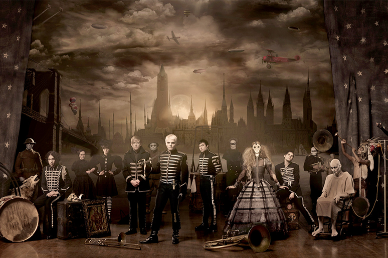 My Chemical Romance świętują dziesięć lat słynnego albumu