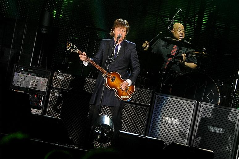 """Paul McCartney: """"Kanye West nie jest geniuszem"""""""