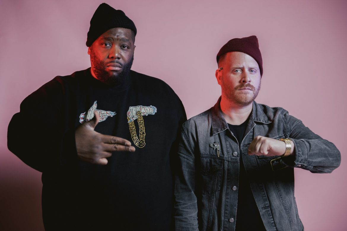 Album Run The Jewels coraz bliżej