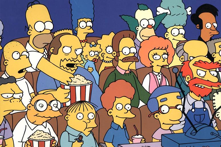 """Pierwszy w historii godzinny odcinek """"Simpsonów"""". W całości poświęcony hip-hopowi"""