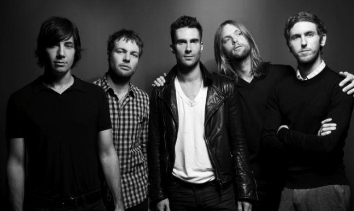Poznaliśmy support Maroon 5