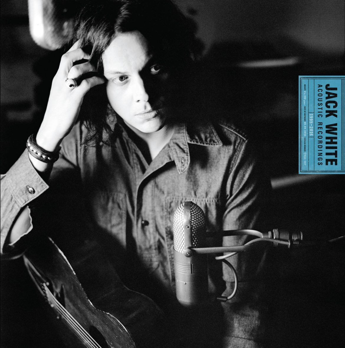 "Jack White – ""Acoustic Recordings 1998-2016"""