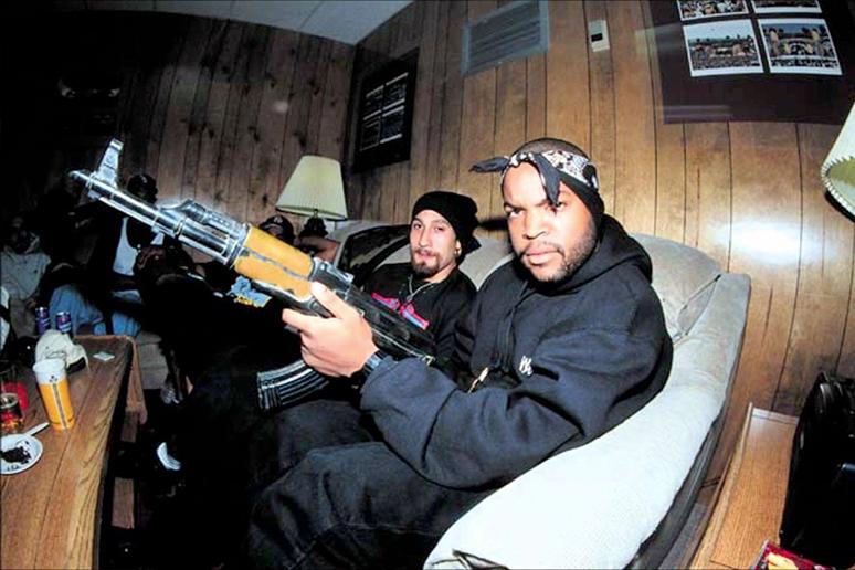 Wielkie beefy amerykańskiego rapu #6: Ice Cube, Cypress Hill, Common