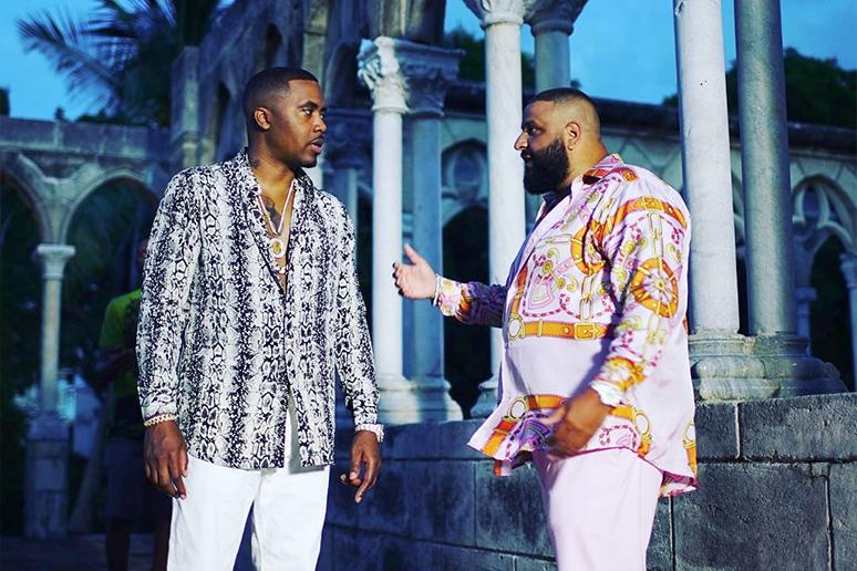 Nas i DJ Khaled zapowiadają film krótkometrażowy. Nakręcili go na Bahamach