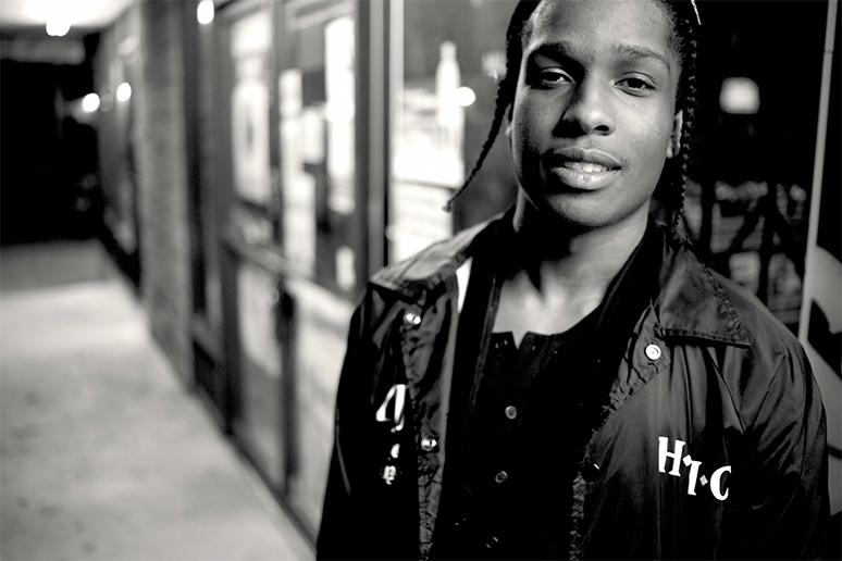 ASAP Rocky podpisał umowę z MTV i zaprezentował nowy utwór (audio)