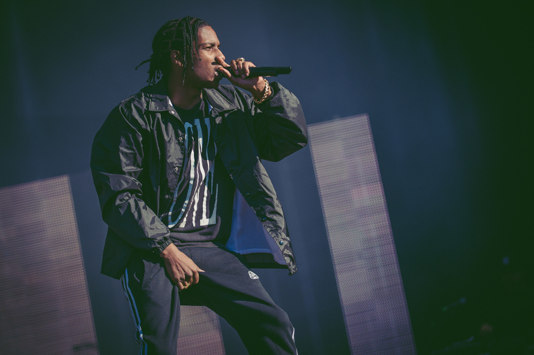 A$AP Rocky nagrał ze Skeptą (wideo)
