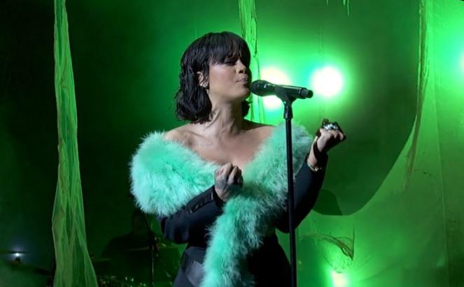 Rihanna na gali Billboardu. Zobacz występ wokalistki w TIDALU