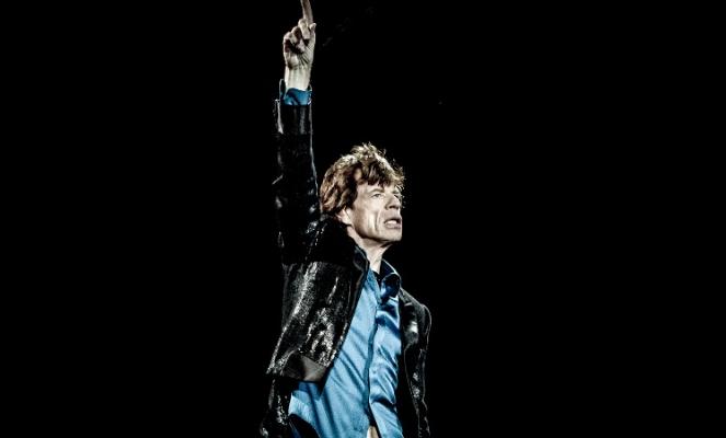 "The Rolling Stones przerobili ""Come Together"" Beatlesów"