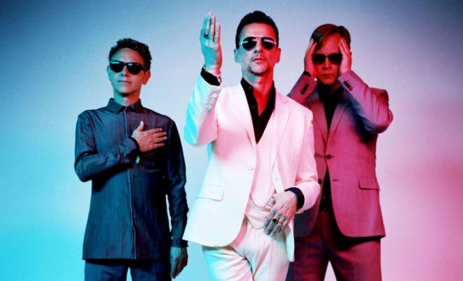 Oficjalnie: Depeche Mode w 2017 w Polsce