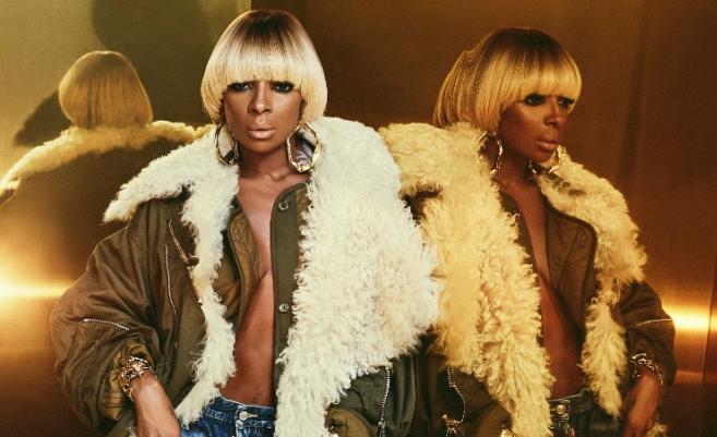 """Mary J. Blige udostępniła """"Thick of It"""""""