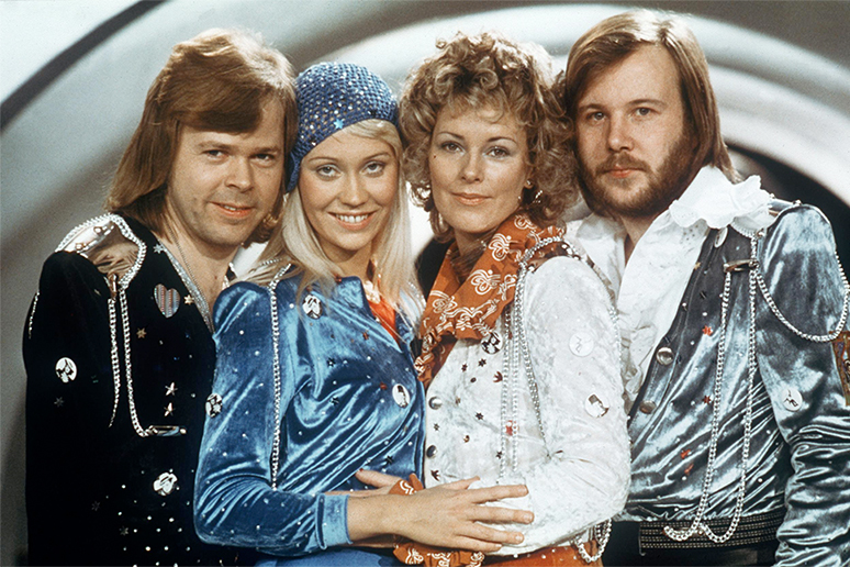 Będą hologramy ABBA?