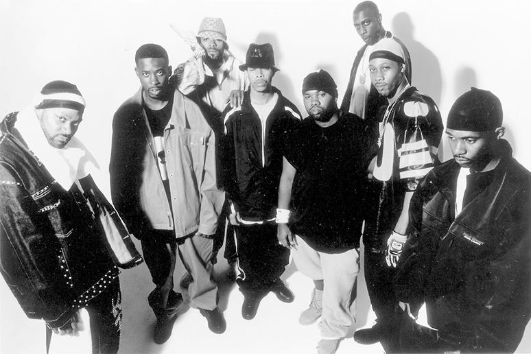 90-95: hip-hop w singlach