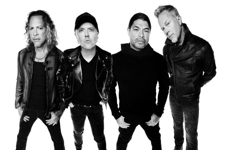 Metallica lepsza od Bruno Marsa. Szósty numer jeden w Stanach