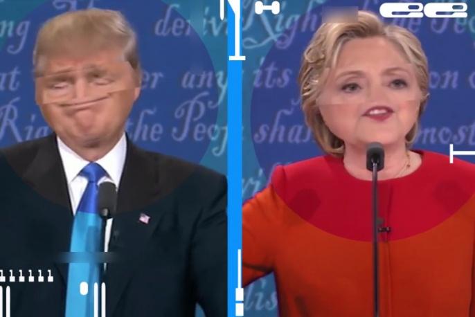 Aphex Twin z dziwacznym wideo parodiującym Trumpa i Clinton