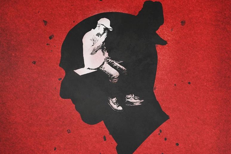 """B.R.O – """"Zlatan"""" – tekstowe wideo do nowego kawałka"""
