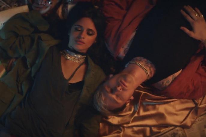 Camila Cabello z Fifth Harmony w nowym klipie Machine Guna Kelly'ego