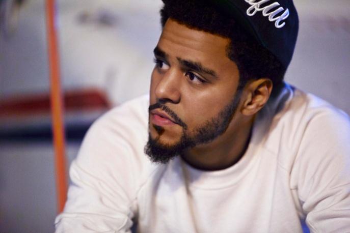 Niespodziewany gość na trasie koncertowej J. Cole'a