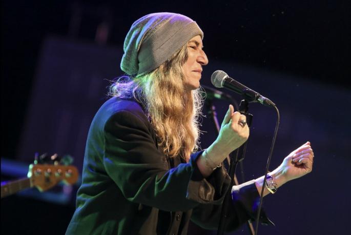 Patti Smith zamiast Boba Dylana na gali wręczenia Nagród Nobla