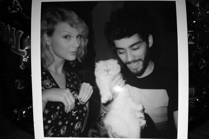"""ZAYN i Taylor Swift podbili Internet singlem z """"Ciemniejszej strony Greya"""""""