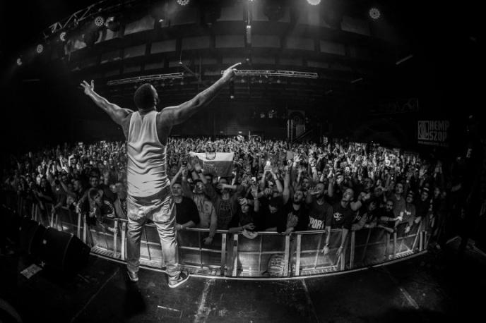 """""""Najlepszy show w mojej karierze"""" – The Game podsumowuje koncert w Polsce"""