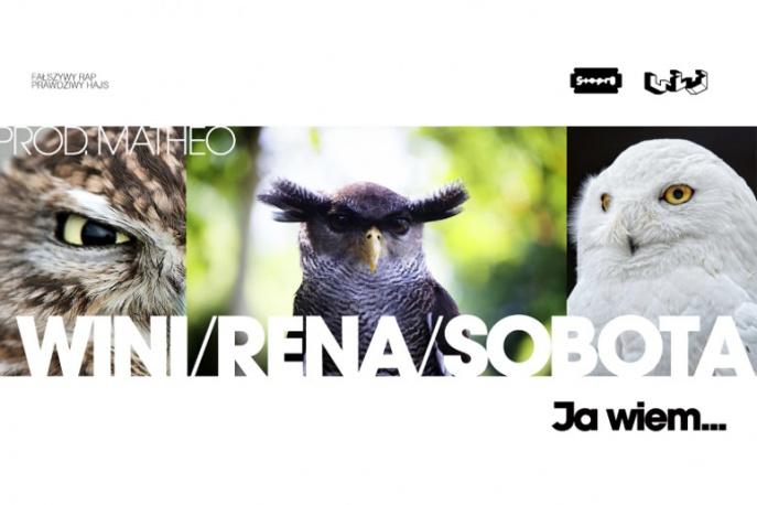 Rena i Sobota w nowym singlu Winiego