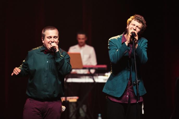 Chonabibe & Tomasz Momot Orkiestra publikują nowe wideo z koncertowego wydawnictwa