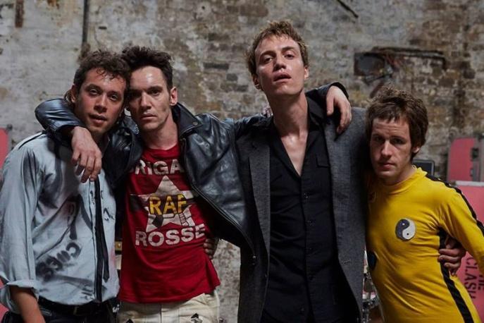 """List miłosny do The Clash – polski zwiastun filmu """"London Town"""""""