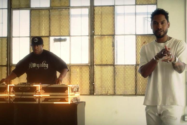 DJ Premier i Miguel z klipem do wspólnego utworu