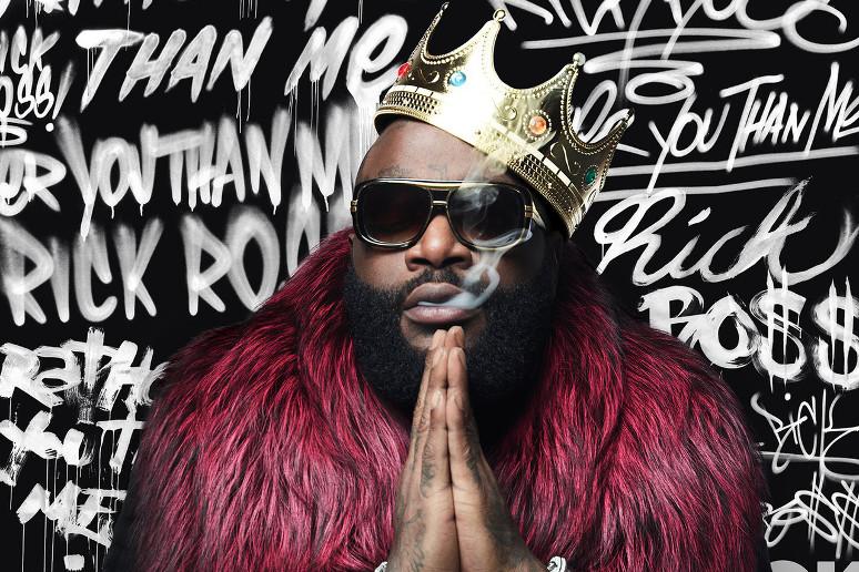 Rick Ross broni Lil Wayne'a i Meek Milla
