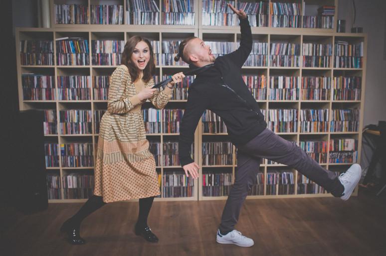 The Interview: Albert Kowalczyk vs Sophie Ellis-Bextor