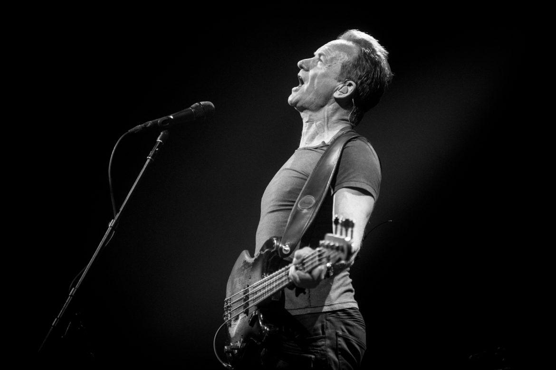 Sting zagra 16 koncertów w tym samym mieście