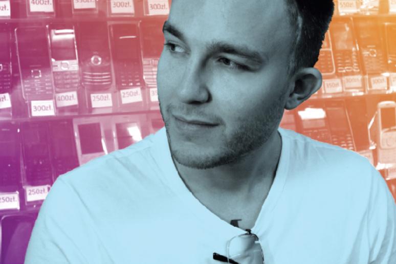"""Krzysztof Ibisz rapuje """"Trze'a było"""" Tego Typa Mesa"""
