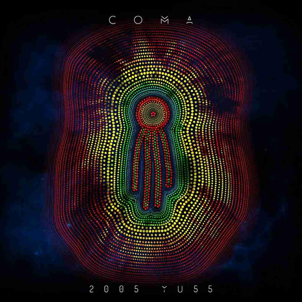 """Coma – """"2005 YU55"""""""