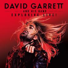 David Garrett – EXPLOSIVE Tour