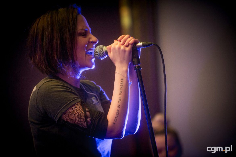 Rita Pax – Cafe Kulturalna – Warszawa – 13.12.15 (Foto: P. Tarasewicz)