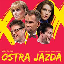 Ostra Jazda – spektakl Teatru Komedia