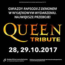 """Koncert """"Queen Tribute"""