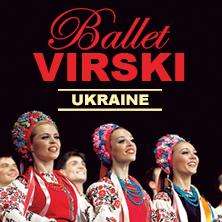 NARODOWY BALET UKRAINY  ''VIRSKI ''