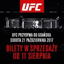 UFC Fight Night Gdańsk