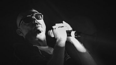 THE SISTERS OF MERCY – B90, Gdańsk, 14.09.17 (foto: Karol Makurat)
