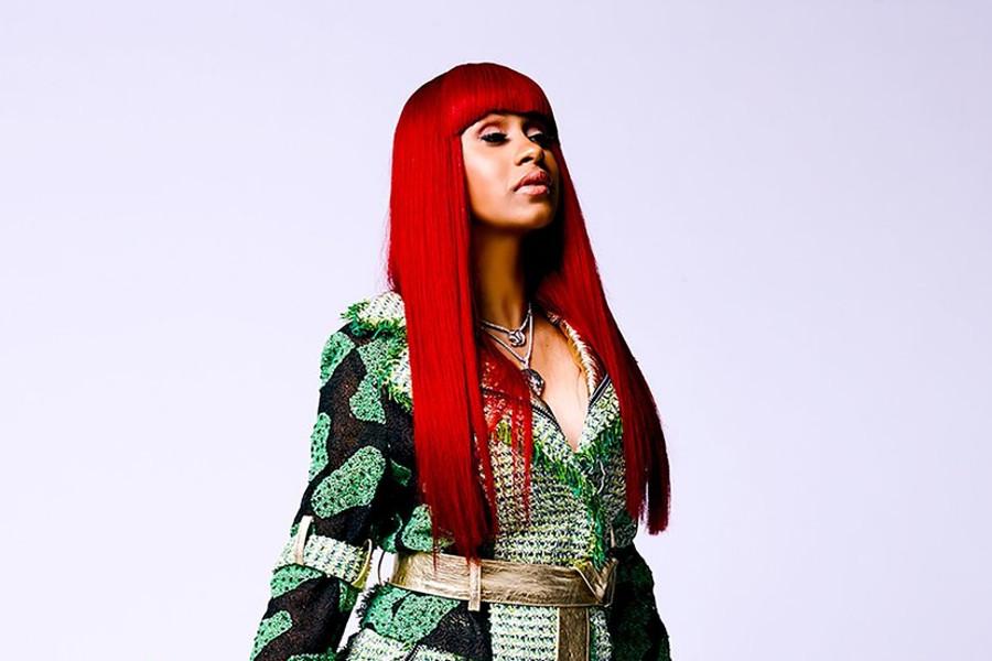 Raperka na szczycie Billboardu. Dopiero drugi raz w historii
