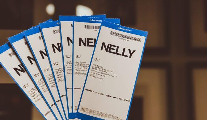 Nelly w Warszawie – bilety do wygrania na CGM.PL!