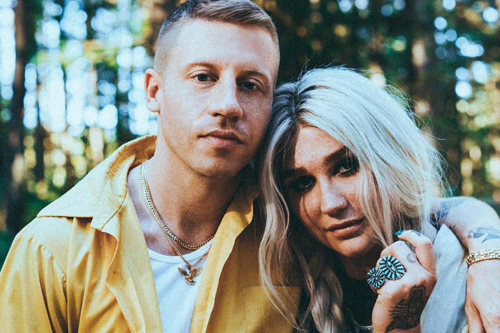 Kesha w nowym singlu Macklemore'a