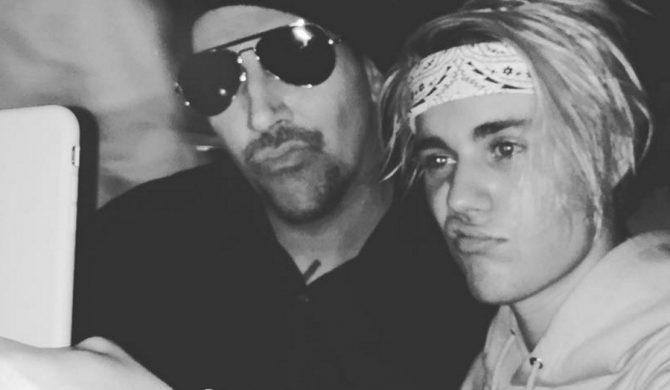Marilyn Manson ujawnił treść SMS-ów od Justina Biebera