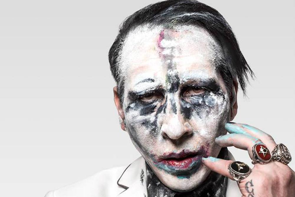 Marilyn Manson chce rywalizować z Rihanną