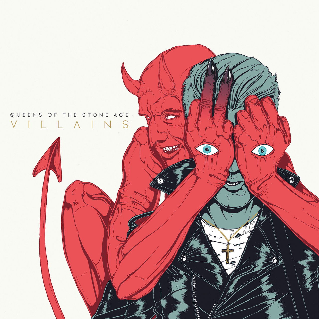 """Queens of the Stone Age – """"Villains"""""""