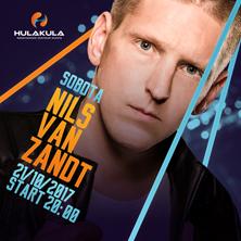 Nils van Zandt w Hulakula!