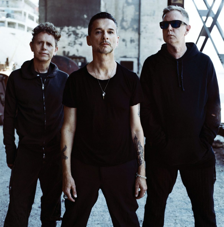 Depeche Mode na żywo u Kimmela