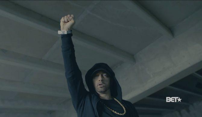 Eminem atakuje Donalda Trumpa i część fanów